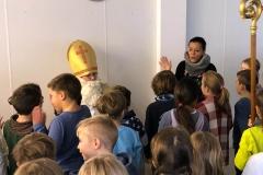 Nikolaustag an der Mühlbergschule - 2019