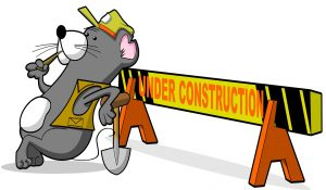Under Construction - Im Aufbau